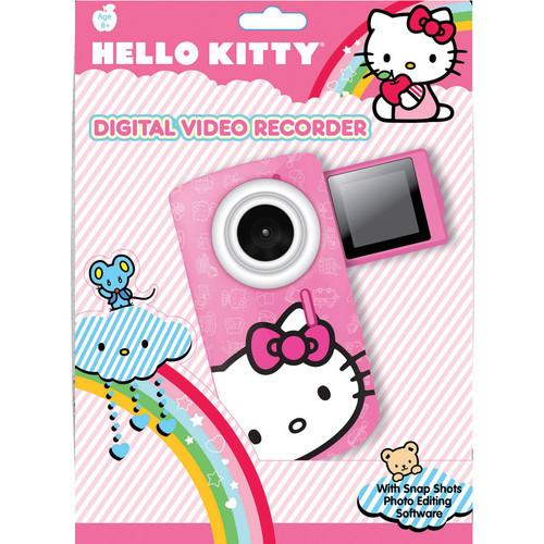 Sakar Hello Kitty Digital Video Recorder