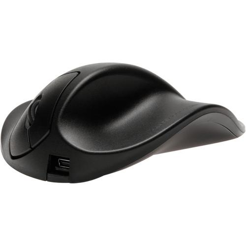 Hippus Wireless Light Click HandShoe Mouse