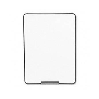 Apollo Oval Dry Erase Board, Metallic