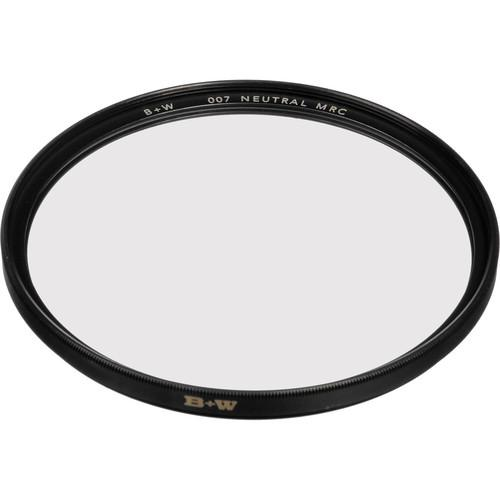 B W 37mm Clear MRC 007M Filter