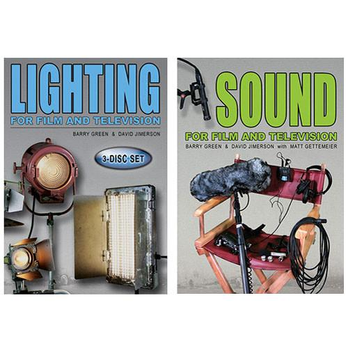 Books Lighting Sound DVD Bundle