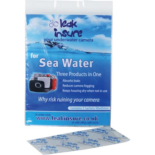 Leak Insure Protective Absorbent Sachets for