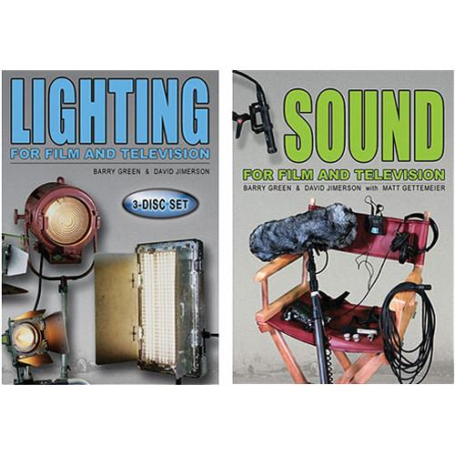 Books Lighting Sound Bundle