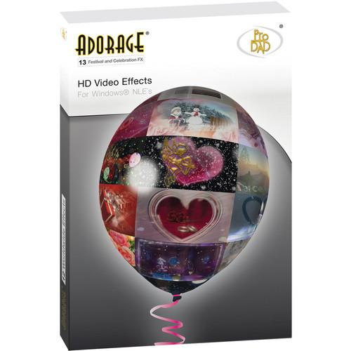 proDAD Adorage Effects Package 13 -