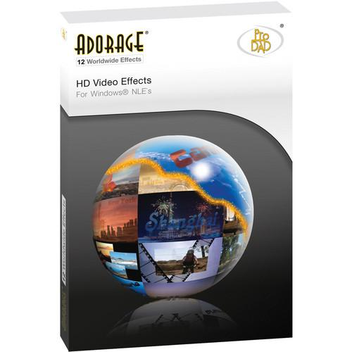 proDAD Adorage Effects Package 12 -