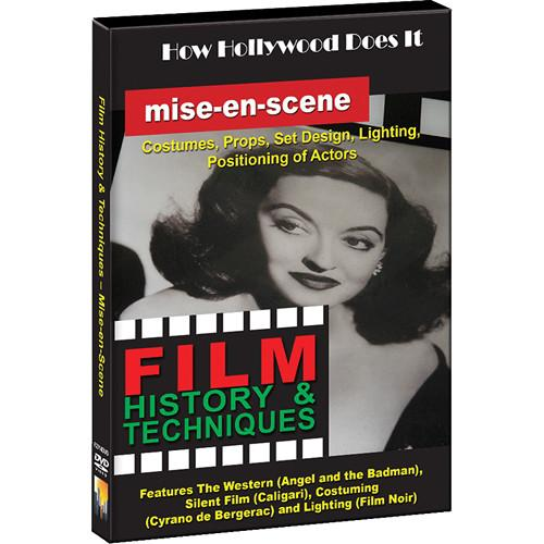 First Light Video DVD: How Hollywood Does It: Techniques of Mise-en-Scene