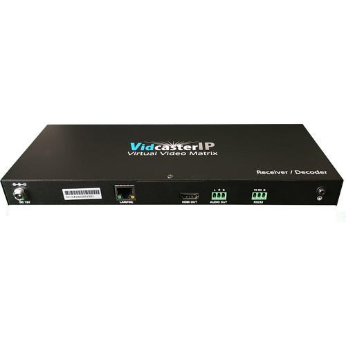 Data-Tronix H.264 HDMI Decoder with VidCasterIP