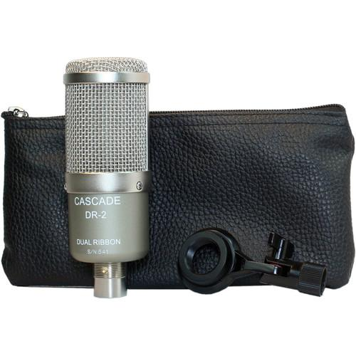 Cascade Microphones DR-2 Dual-Ribbon Microphone with