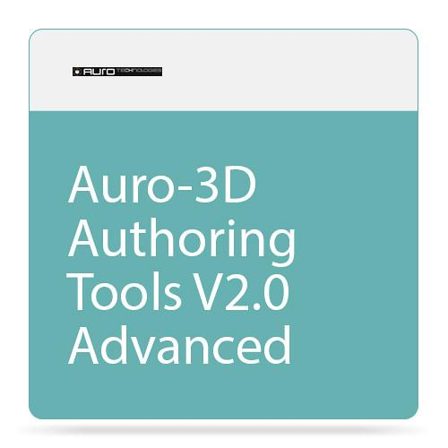 AURO Technologies Auro-3D Authoring Tools V2.0