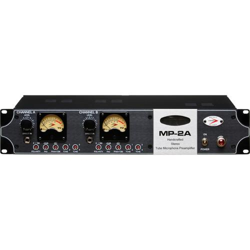 A-Designs MP-2A Stereo Tube Microphone Preamplifier