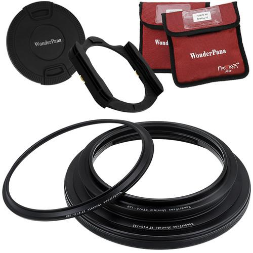 FotodioX WonderPana Absolute Core Unit Kit for Zeiss 15mm Lens with Pro 130mm Filter Holder