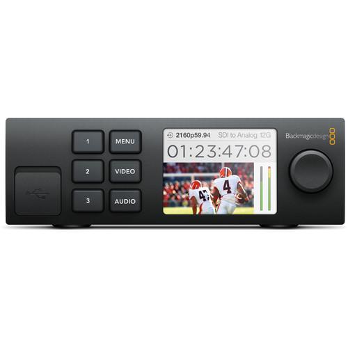User Manual Blackmagic Design Teranex Mini Smart Panel Search For Manual Online