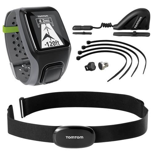 TomTom Multi-Sport GPS Sports Watch with