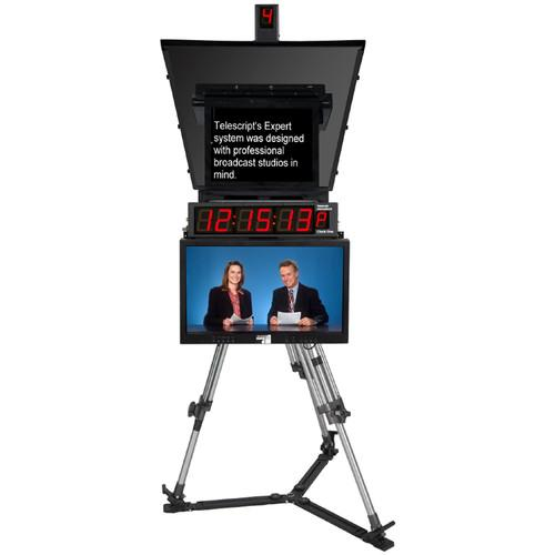 Telescript Expert 190 Teleprompter System with