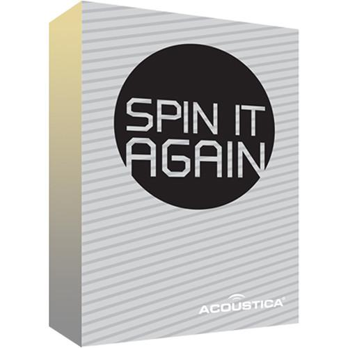 Acoustica Spin It Again Analog Restoration
