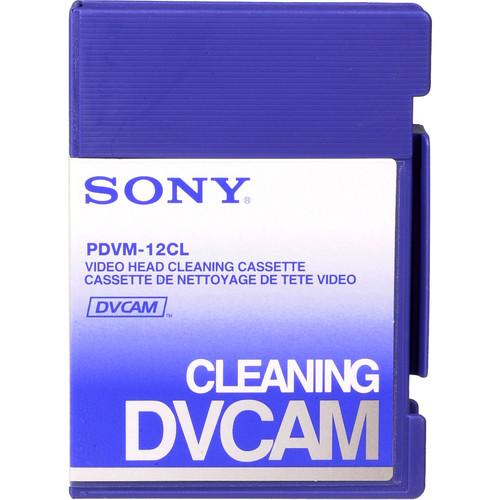 Sony Video Head Cleaning Cassette