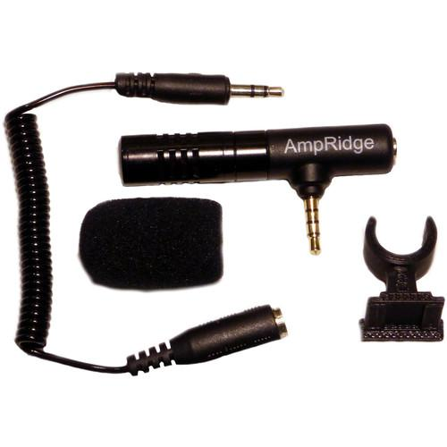 Ampridge MightyMic SLR Shotgun DSLR Video