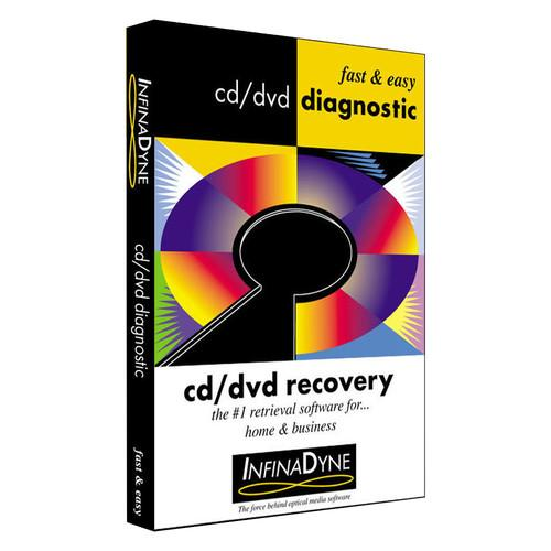 InfinaDyne CD DVD Diagnostic Video 3.2