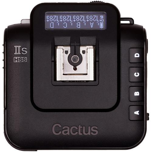 Cactus Wireless Flash Transceiver V6 IIs