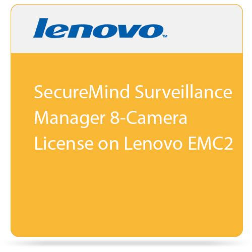 LenovoEMC SecureMind Surveillance Manager 8-Camera License