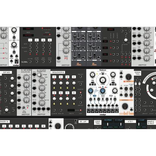Softube Modular - Virtual Modular Synthesizer Plug-In