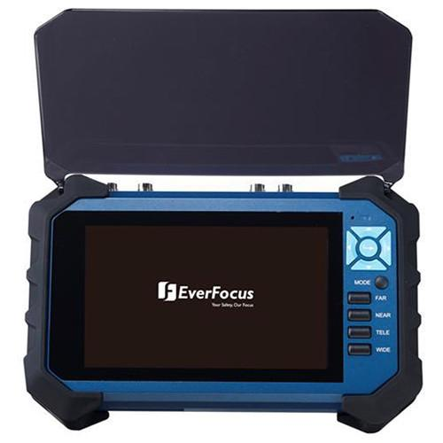 EverFocus Portable Video Tester with 7""