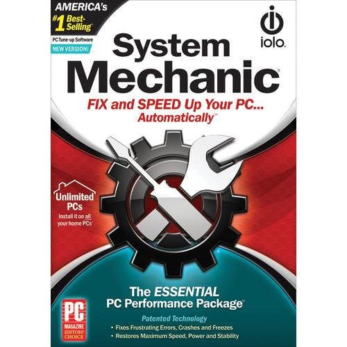 iolo technologies System Mechanic Home &