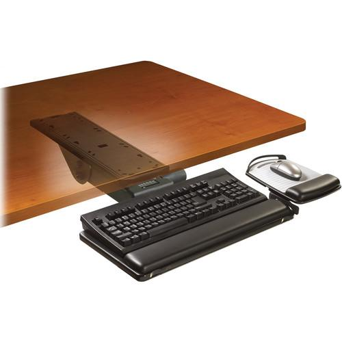 3M AKT151LE Adjustable Keyboard Tray with