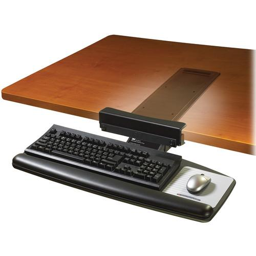 3M AKT65LE Adjustable Keyboard Tray with