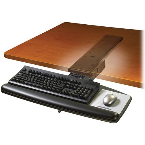3M AKT70LE Adjustable Keyboard Tray with