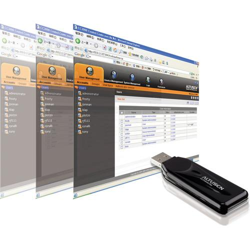 ATEN CC2000 Management Software with Standard