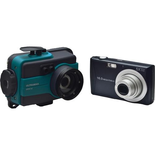 ULTRAMAX UXDC16 Underwater Digital Camera with