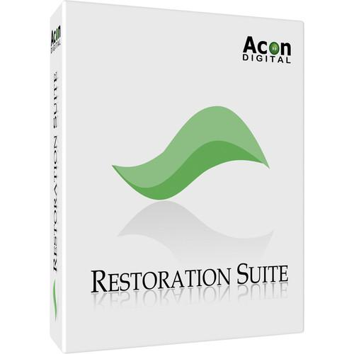 Acon Digital Restoration Suite - Audio