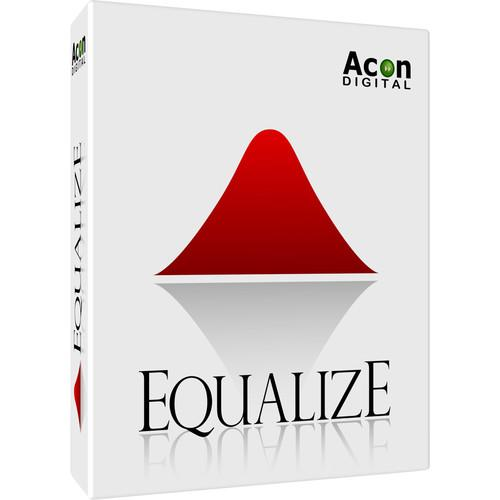 Acon Digital Equalize - Parametric Equalizer