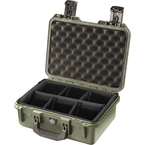 Pelican iM2100 Storm Case with Padded Dividers