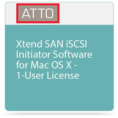 ATTO Technology Xtend SAN iSCSI Initiator