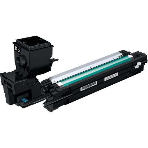Konica High Capacity Black Toner Cartridge