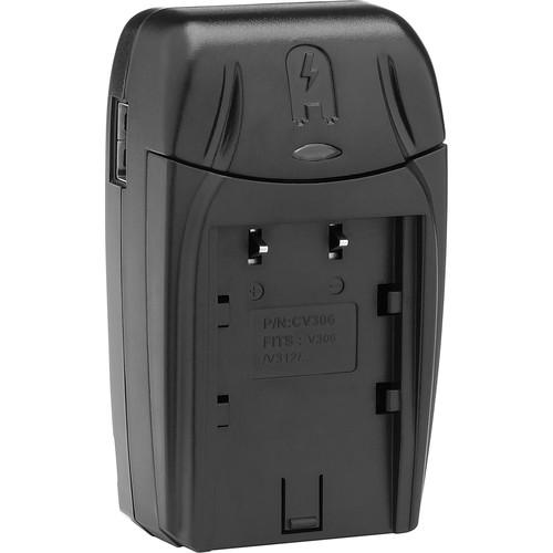 Watson Compact AC DC Battery Charger