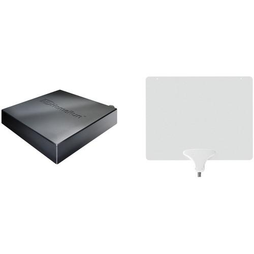 SiliconDust HDHomeRun CONNECT DUO & Mohu