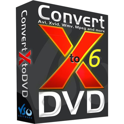 VSO Software ConvertXtoDVD 6
