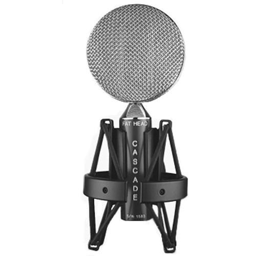 Cascade Microphones FAT HEAD Ribbon Microphone