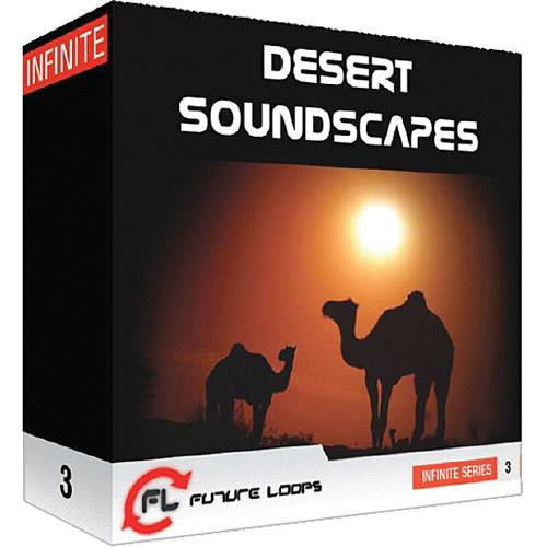 Big Fish Audio Desert Soundscapes DVD