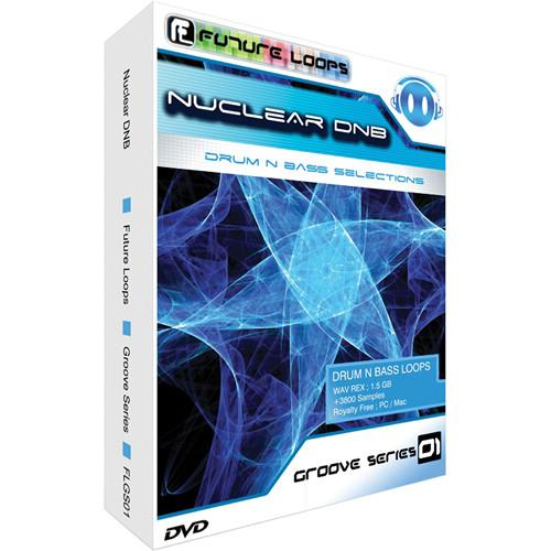 Big Fish Audio Nuclear DNB DVD