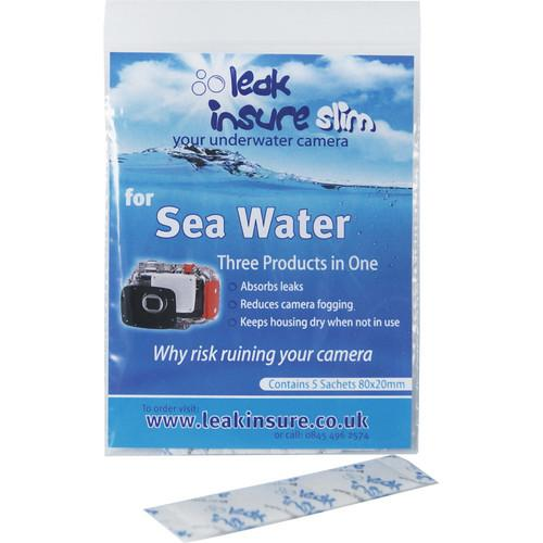 Leak Insure Slim Protective Absorbent Sachets