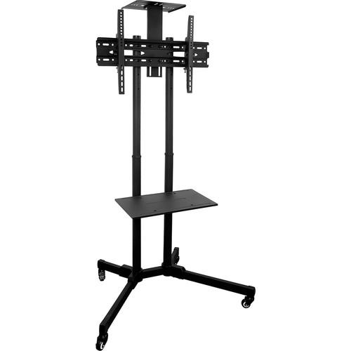Mount-It! Adjustable Mobile Tv Cart &