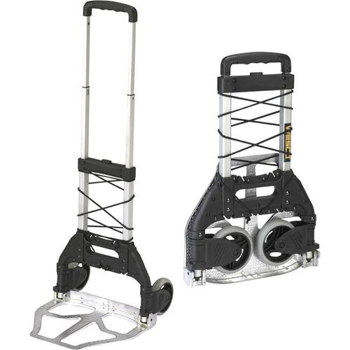 Wesco Mini Mover Folding Handtruck - Weight Capacity 110 lbs