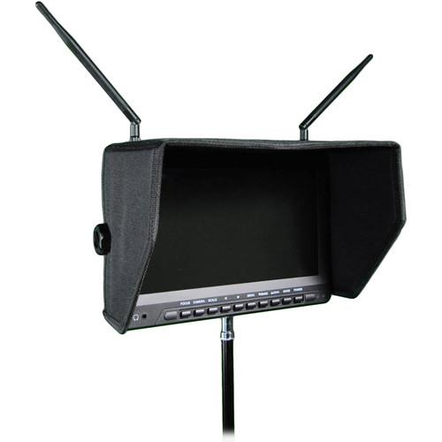 "MagiCue 7"" Wireless Monitor with DVR"