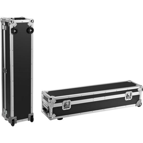 Acebil Aluminum Wheeled Travel Case for