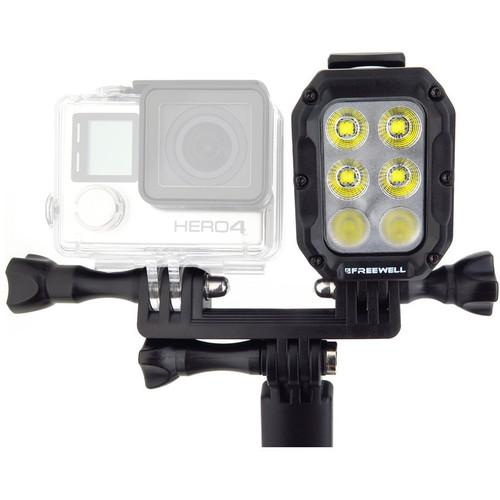 Freewell Underwater Light with Dual Mount