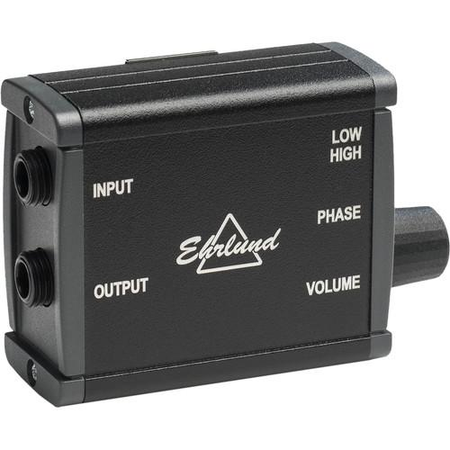 Ehrlund Microphones EAP Battery Powered Preamp